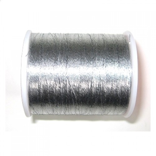 Metallic thread, Silver #MTL-SIL