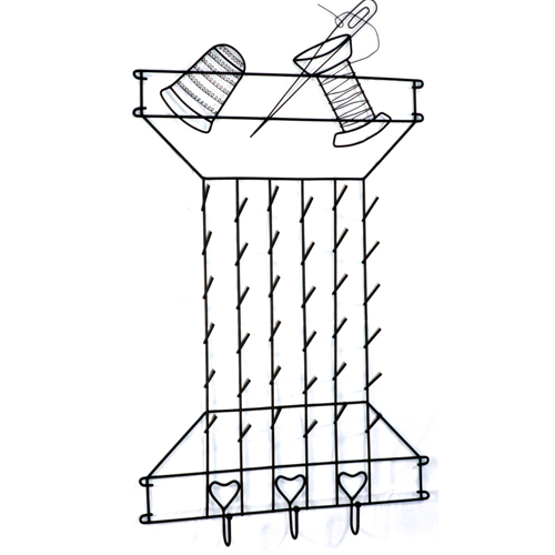 Cotton Reel / Spool Rack  SPR-006A