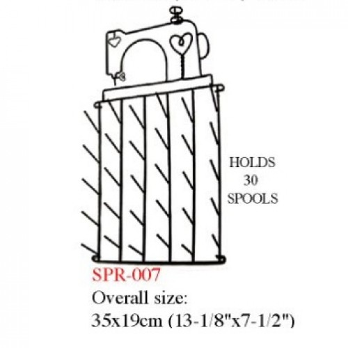 Cotton Reel / Spool Rack  SPR-007