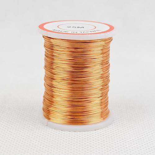 Copper Wire 26ga. (140 rolls)