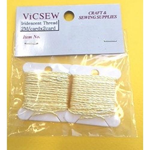 3-Strand Iridescent Thread