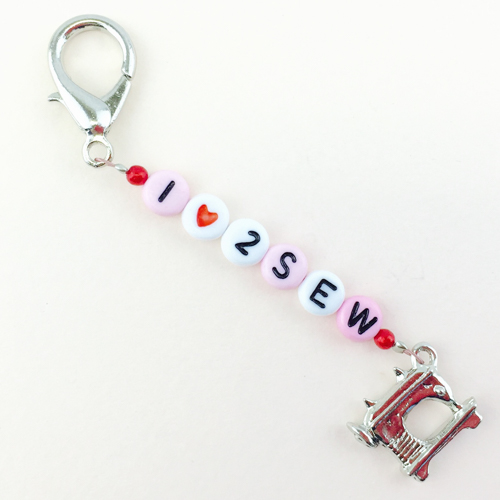 Scissor Fob (I Love 2 Sew)