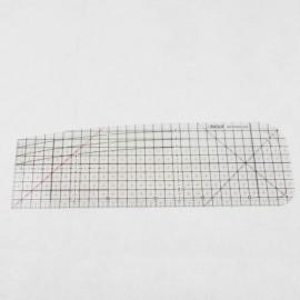 Plastic Hem Ruler
