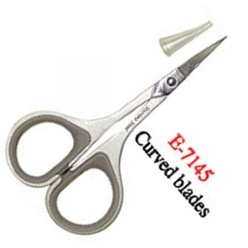 """Embroidery Scissors (Curved) 90mm (3-1/2"""")"""